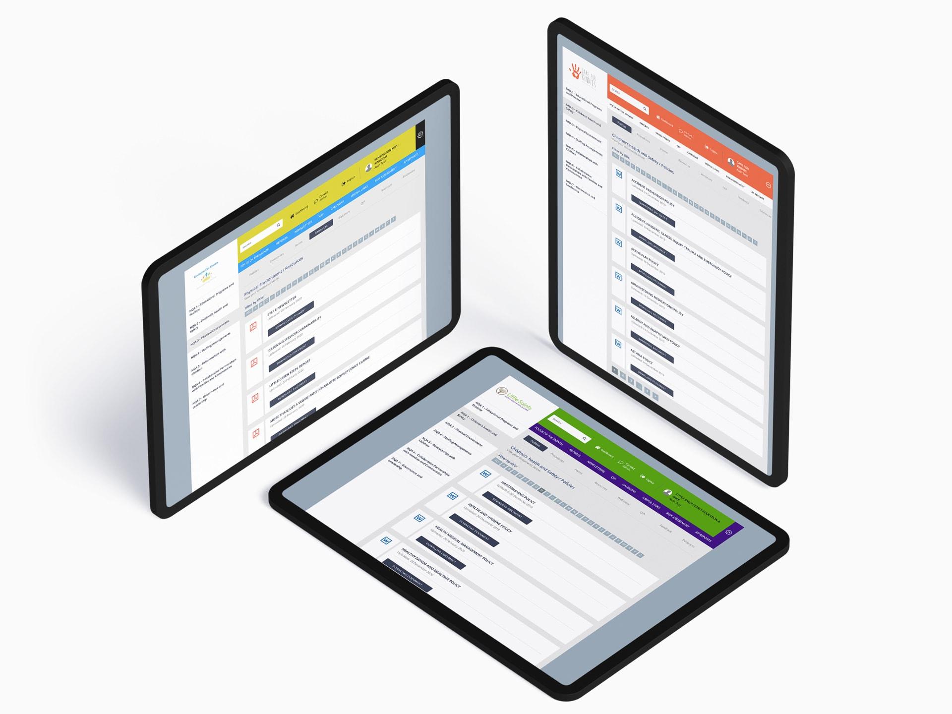 Customer Portal Development Sydney - Kicking Pixels